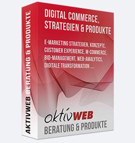 Beratung & Produkte für den digitalen Commerce